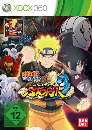 Naruto Shippuden: Ultimate Ninja Storm 3 - Day 1 Edition (Spiele Xbox Naruto 360)