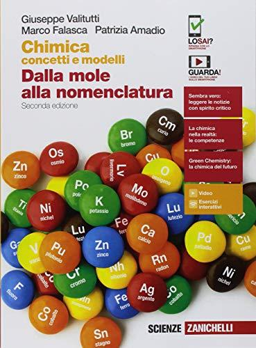 Chimica: concetti e modelli. Dalla mole alla nomenclatura. Per le Scuole superiori. Con Contenuto digitale (fornito elettronicamente)