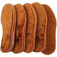 Wolle warme Einlegesohlen, Winter beheizte Schuh-Einlegesohlen, für Männer -5 Paare, A3 preisvergleich bei billige-tabletten.eu