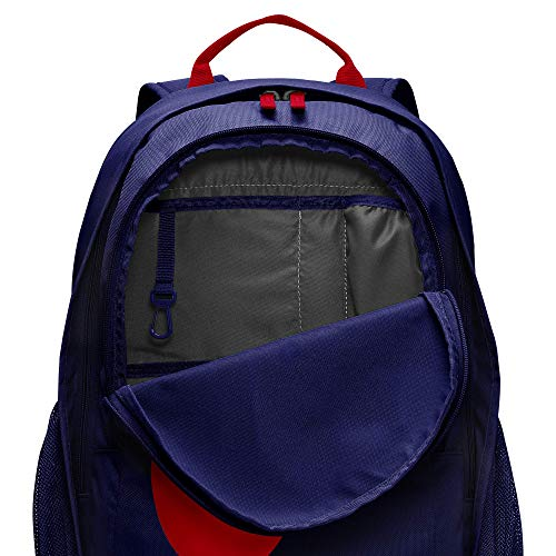 Best nike air max backpack in India 2020 Nike 25.0 Ltrs Blue Void/University Red/University Red Casual Backpack (BA5217-492) Image 6