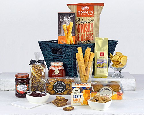 Scottish Hampers - The Scottish Gift Basket