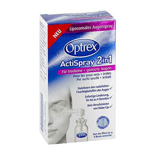 Optrex ActiSpray 2in1