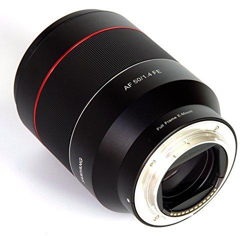Samyang 50mm F1.4 AF Objektiv Sony E - 3
