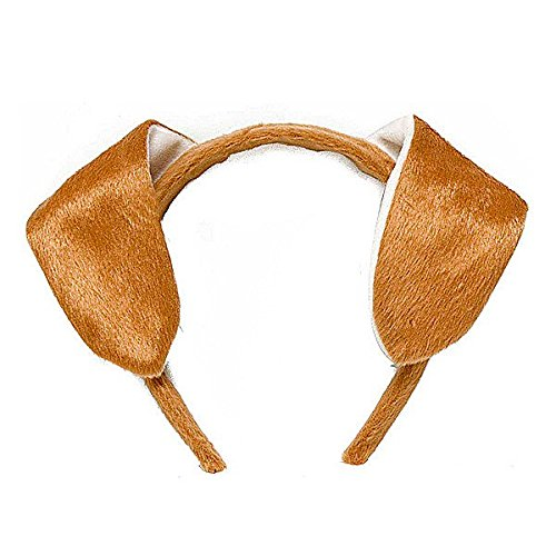 Short Dog Ears Accessory for Animal Fancy (Dog Kostüm Ear)