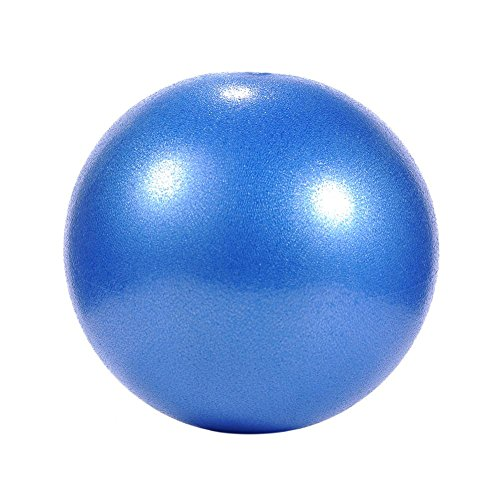 iStary Yoga Übung Ball Gymnastikball Softball Für Fitnessgeräte Übung Balance Hohe Qualität Explosionsgeschützte PVC Yoga Bälle Pods Pilates Mit Pumpe Fitball Für Fitnesstraining