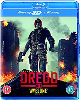Dredd (Blu-ray 3D + Blu-ray) [2017] (B008OGHUFK) | Amazon Products