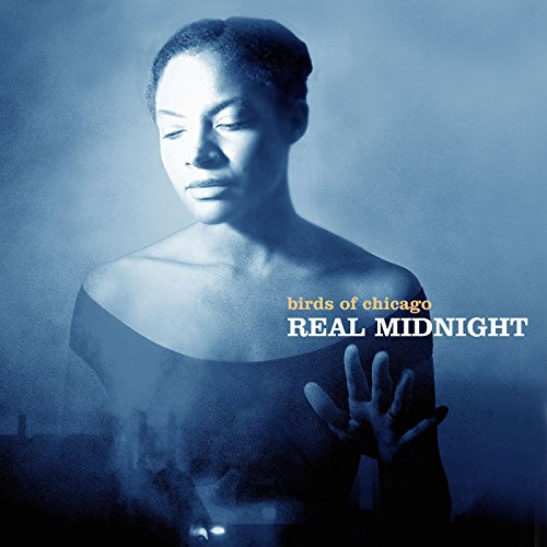 Real Midnight - Midnight Blue Velvet