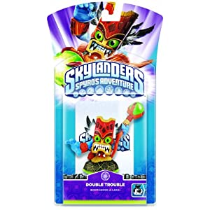 Double Trouble – Skylanders Single Character