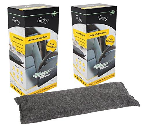 2x Air Dry 604200 Luftentfeuchter +30% für Auto PKW