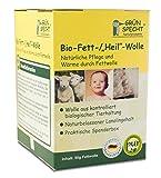 """GRÜNSPECHT Bio-Fett-Wolle """"Natur Pur"""", 50gr"""