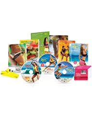 Beachbody -  Brazil Butt Lift Workout DVD's Basic set, 01795001
