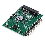 Homyl MSATA SSD Zu 2.5inch 44Pin Stecker IDE HDD Adapter Konverter Karte Für Laptop