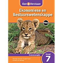Study and Master Economic and Business Management Grade 7 for CAPS Teacher's Guide Afrikaans Edition
