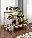 Afanyu Afanyu Iron Flower Racks Multi-couches Suspendus Panier Pots De Fleurs...