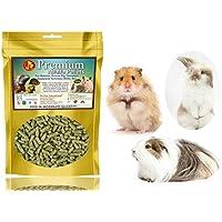Pet Care International (PCI) Alfalfa Pellets for Rabbit, Guinea Pig & Hamster, Rich in Vitamins D, Minerals & Calcium…