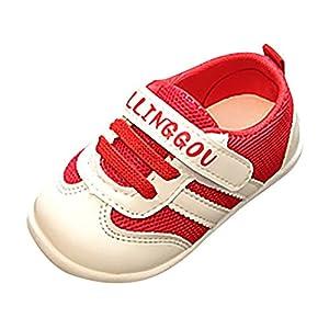 Sneakers Sportive Scarpe Da Bambino Elegante Sportivo Scarpe 25 Bambino Bambini Ragazzi Ragazze Lettera Stampa Maglia Running Sport Scarpe Casual Ginnastica