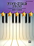 Five-Star Solos, Book 3 - BOOK