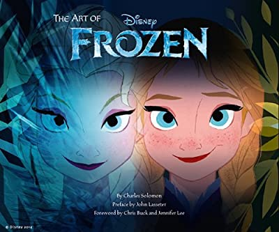 Art of Frozen de Abrams Books