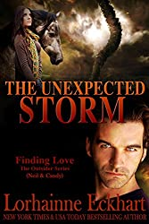 The Unexpected Storm (Finding Love ~ The Outsider Series Book 6) (English Edition)