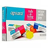 #2: Apsara R-A-L Eraser Big - Pack of 20