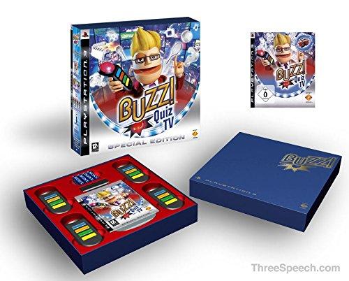 BUZZ! Quiz TV - Special Edition inkl. Wireless-Buzzer