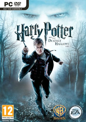 Click for larger image of Harry Potter and The Deathly Hallows - Part 1 (PC DVD)