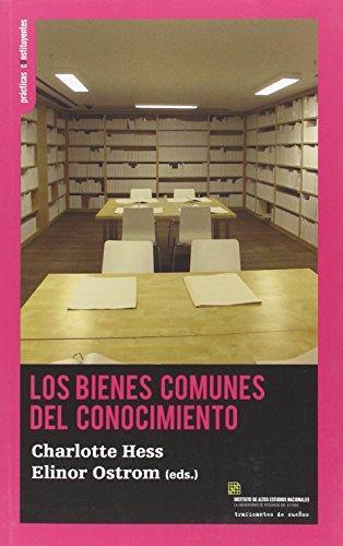 LOS BIENES COMUNES DEL CONOCIMIENTO (PRACTICAS CONSTITUYENTES)