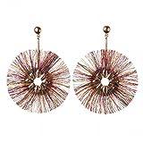 Classic quality Bijoux magnifiquement Tomber dans l'oreille d'accessoires su jolly couleur bijoux boucles d
