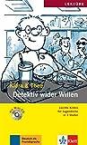 Leichte Krimis Fur Jugendliche in 3 Stufen: Detektiv Wider Willen - Buch MIT Mini-CD by unknown (2007-06-19)