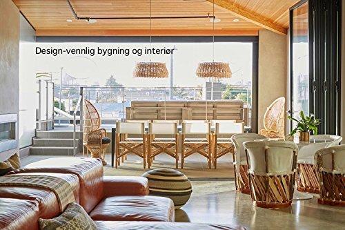 Design-vennlig bygning og interiør (Norwegian Edition) por N Matsuura