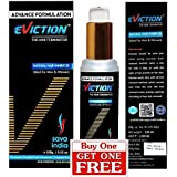 Eviction Natural Permanent Hair Removal Cream for Both Men and Women, 100ml