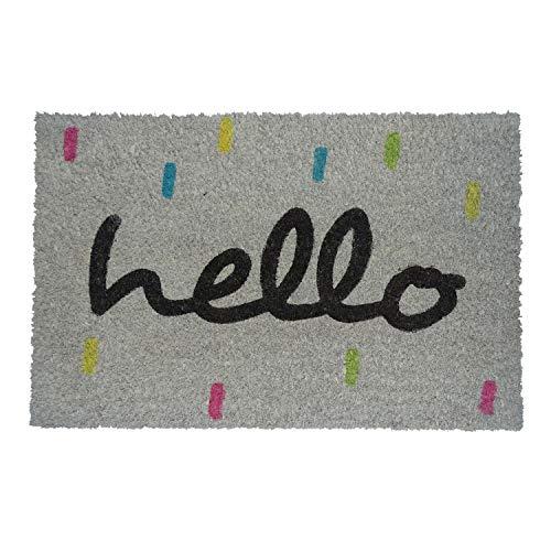Koko doormats Felpudo Entrada Casa Hello Original