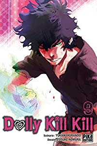 Dolly Kill Kill Edition simple Tome 9