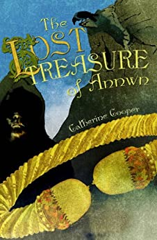 The Lost Treasure of Annwn: Book 4 (The Adventures of Jack Brenin) by [Cooper, Catherine]