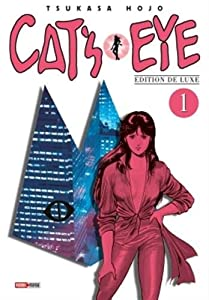 Cat's Eye Nouvelle édition deluxe Tome 1