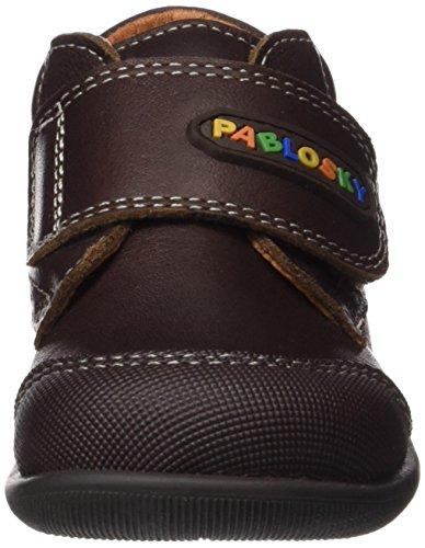 Pablosky - 090992, Scarpe da ginnastica Bambino Marrón