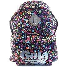 70129fa31 Mochila Escuela Gola Harlow Bloom Black Silver Multi Escuela 2014/15 -  Cub592bj