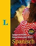 Langenscheidt Sprachkalender 2015 Spanisch - Kalender