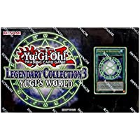 Yugioh Legendary Collection 3: Yugi's World Box Trading Card with The Seal of...