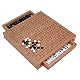 WE Games Wood GO Set with Pull Out Drawers -12 inch by WE Games