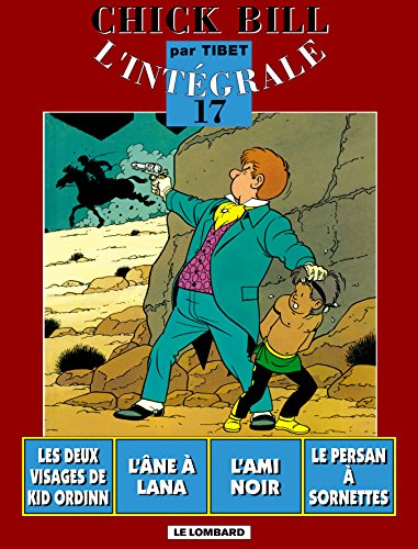Chick Bill Intégrale, tome 17