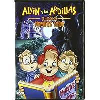 Alvin y las ardillas se encuentran con el hombre lobo