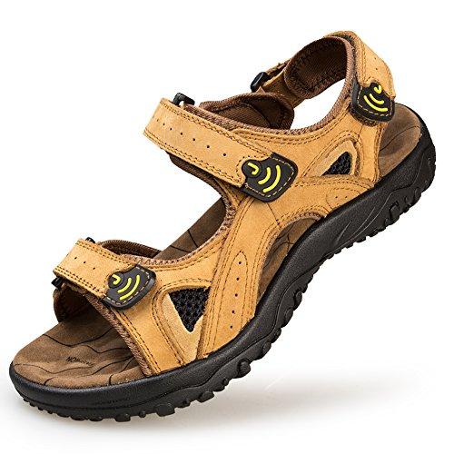 Sandales d'homme/Chaussures de sport/Chaussures de plage avec des semelles épaisses B