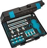 HAZET Universal Injektor-Demontage Werkzeug-Satz (mechanisch mit Bosch-Adapter) 4798-5/25