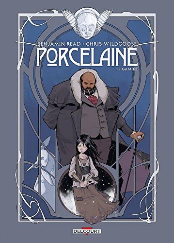 Porcelaine T01 : Gamine par Benjamin Read