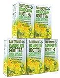 Tè alla radice di tarassaco - Tè crudo e biologico, ricco di vitamine e in grado di coadiuvare la digestione - 100 bustine da 2 g ciascuna - Tè depurativo - Antinfiammatorio e antiossidante