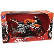 Nueva Ray - 49073 - Vehículos en Miniatura - Modelo para la escala - Repsol Honda Moto Cbr 1000RR - Escala 1/6