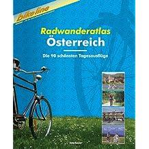 Österreich Radwanderatlas