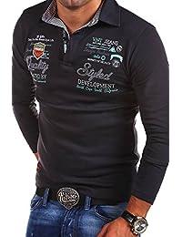MT Styles à manches longues Polo EXCURSION R-0657