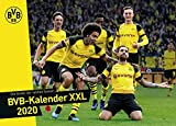 Borussia Dortmund Edition. Wandkalender 2020. Monatskalendarium. Spiralbindung. Format 68 x 49 cm
